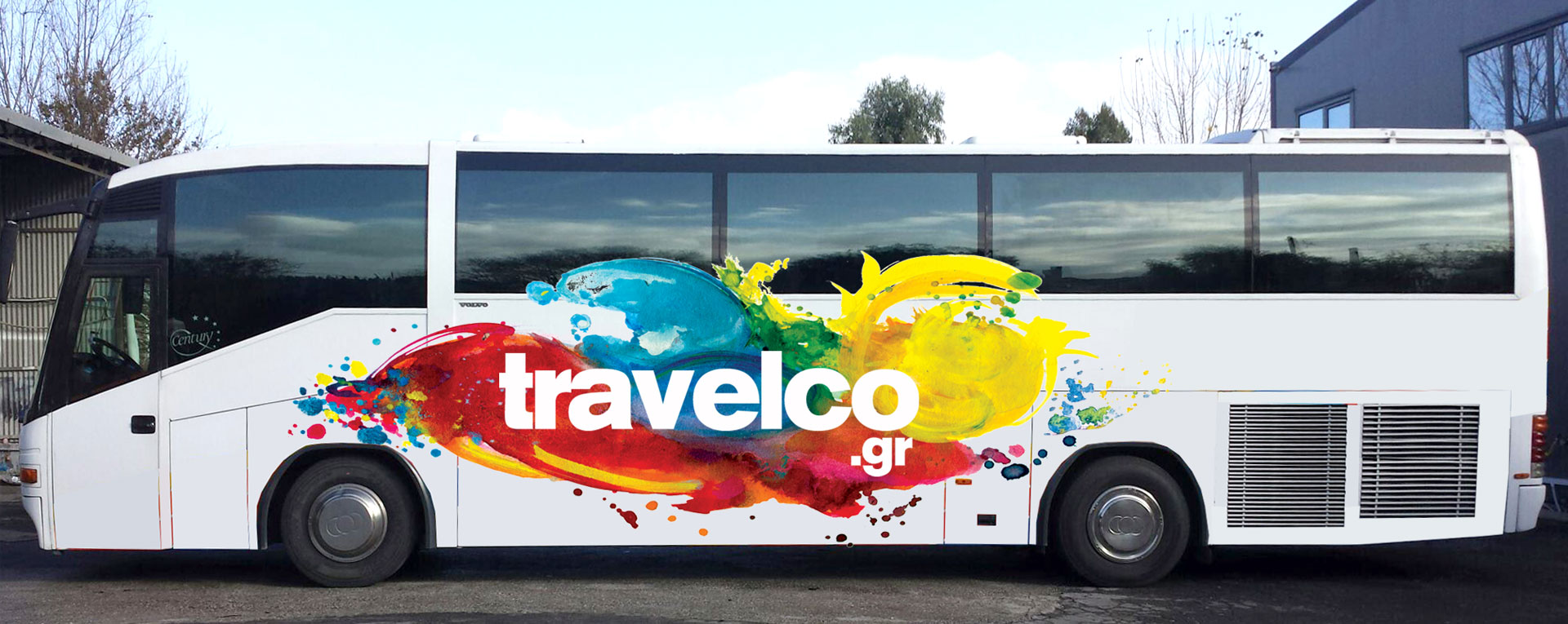 Travelco bus